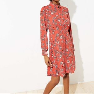Loft 6P dress (PERFECT THANKSGIVING DRESS)